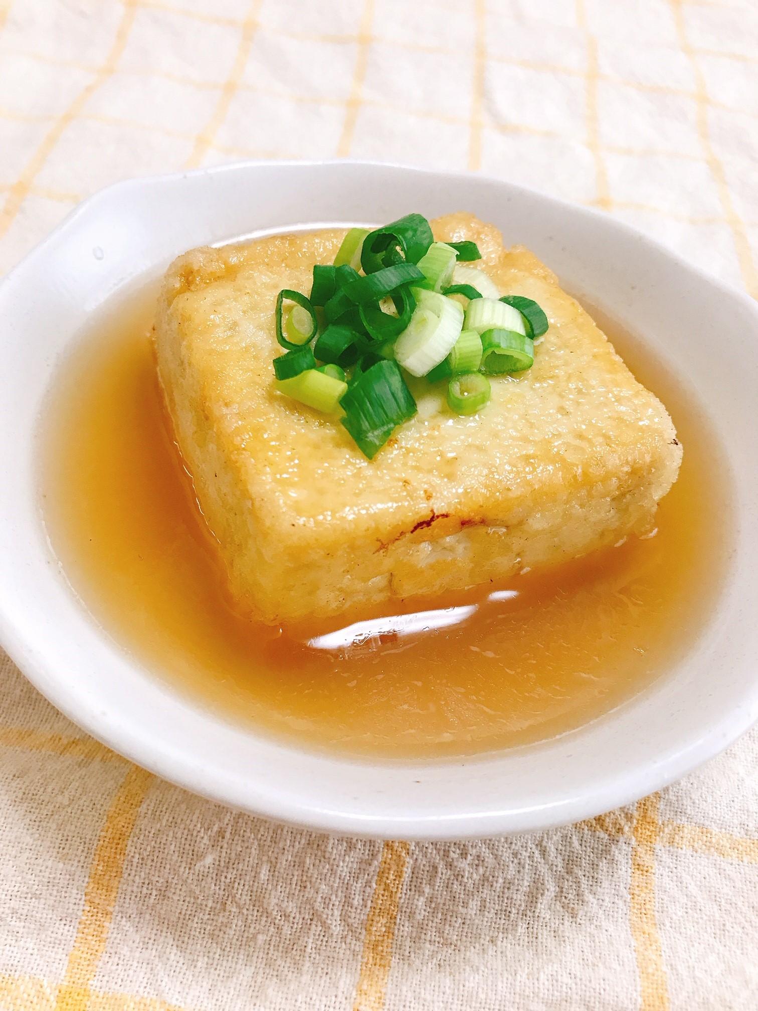 ステーキ 豆腐